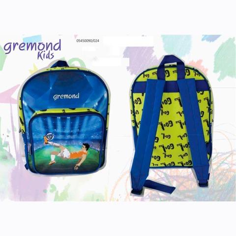 Mochila Gremond 0545-0090-024 Futbol