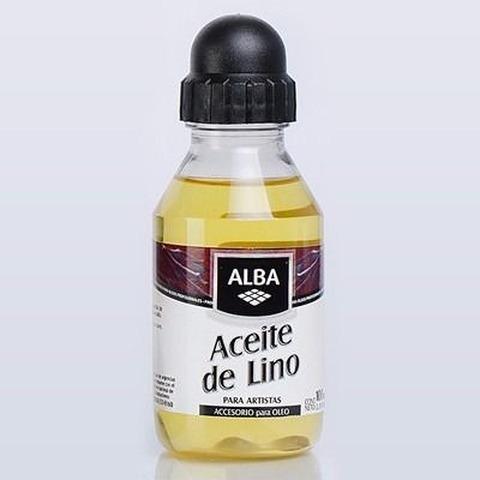 Aceite de Lino Alba x100ml