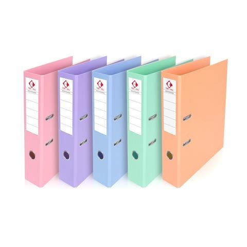 Bibliorato Oficio Color Pastel Lomo 5cm