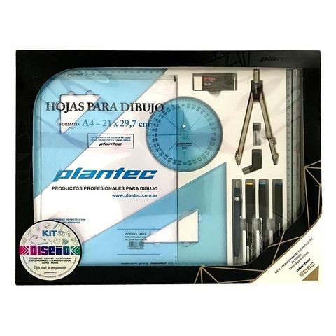 Kit Plantec Diseño - Técnico (19732)