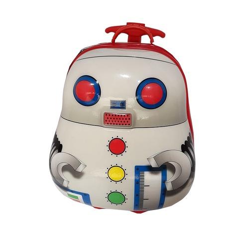 Mochila Carro 14 Pgdas. Funny Land Robot WF-670