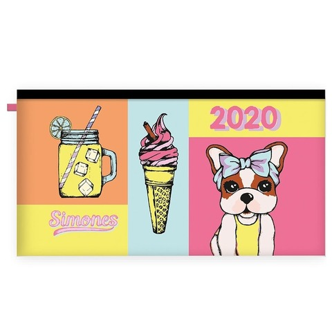 Agenda 2020 Mooving Pocket Simones