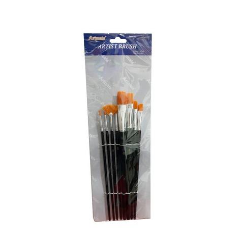 Pack de Pinceles Artmate x8 Sintético Surtido