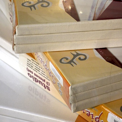 Bastidor Sapiens Promo Pack x3 40x50