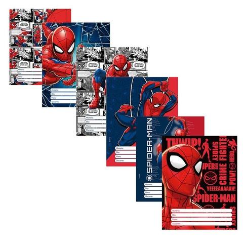 Separadores  N°3 x6 Mooving Spiderman 1101101