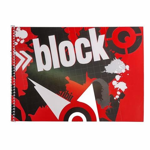 Block A4 Batik 150grs