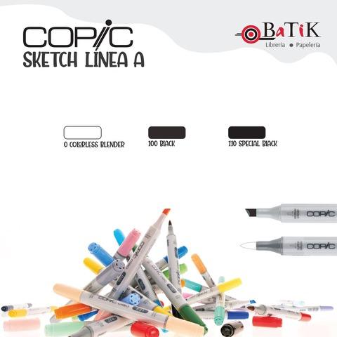 Copic Marcador Sketch  Línea A