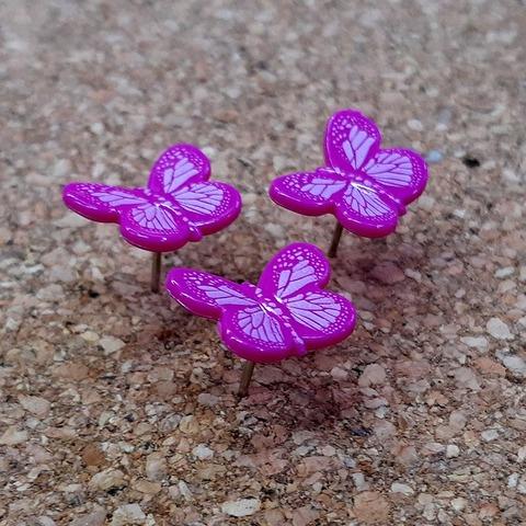 Chinche pins Fantasía x9 Mooving Mariposas