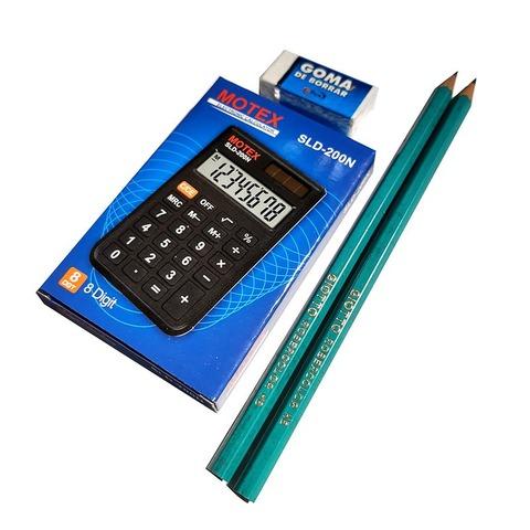 Promo Calculadora Escolar 200N