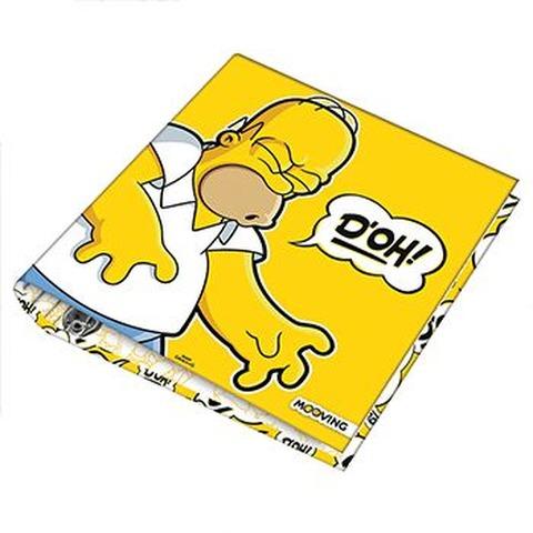 Carpeta Nº3 Mooving Simpsons