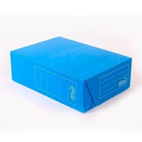 Caja de Archivo Plástica A4 12