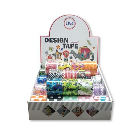 Cinta Adh. Duct Tape Unik 48mm x5mts Telada