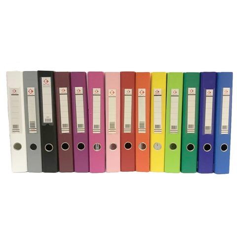 Bibliorato A4 color Lomo 5cm
