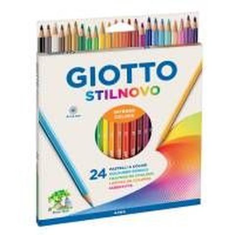 Lápiz Giotto Stilnovo 24 Colores