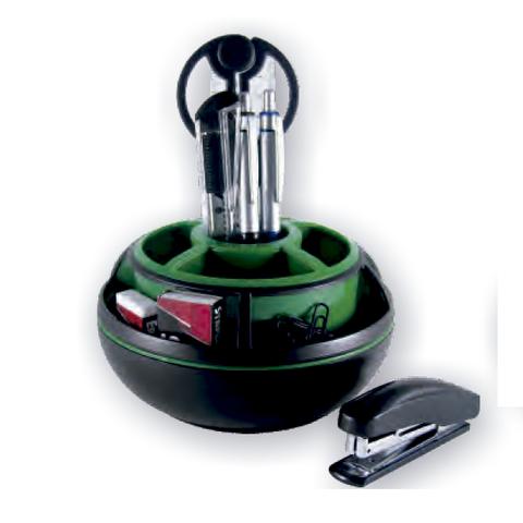 Portalápiz Organizador OLife S-897 Verde