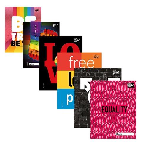 Separadores  N°3 x6 PPR - Free Love
