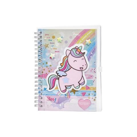 Cuaderno Chico Mooving con Sobre Zip