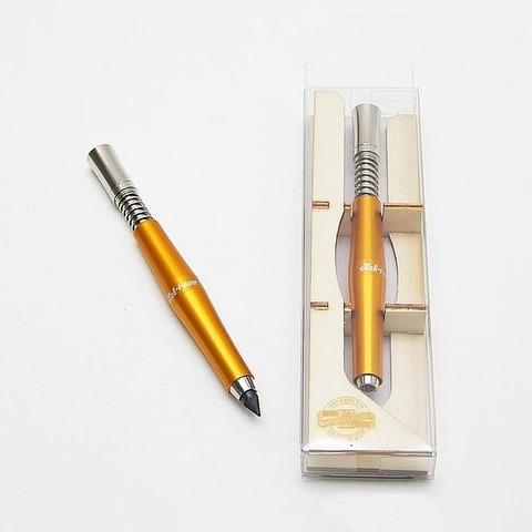 Portaminas 6mm Koh-i-noor Amarillo con estuche