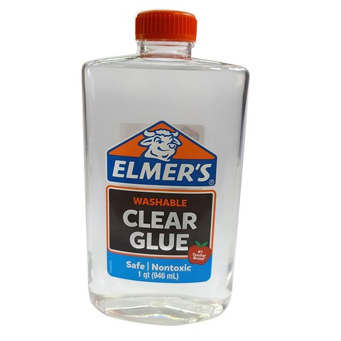 Adh. Elmers School Clear Glue Transparente 946ml