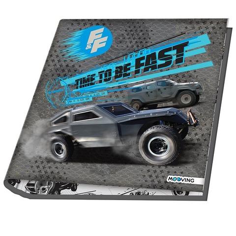 Carpeta Nº3 3x40 Mooving Rápidos y Furiosos Fast