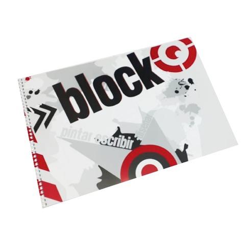 Block A4 Batik Obra Pesado 300gr