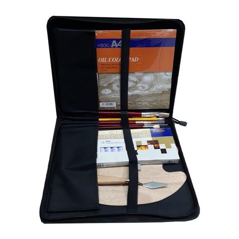 Set Artmate Valija Case Painting Oleo