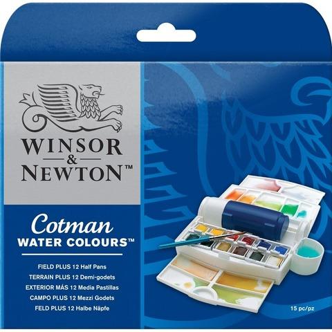 Acuarelas Winsor & Newton Cotman 0390374