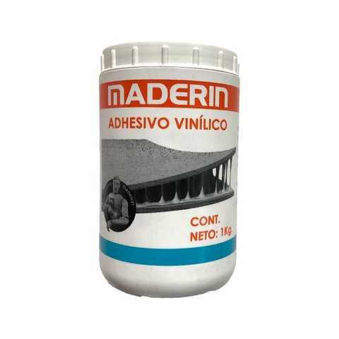 Adh. Cola Vinilica Maderin 1000 grs.