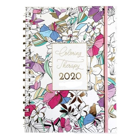 Agenda 2020 Mooving Coloring Therapy