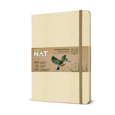 Cuaderno Chico Ledesma Nat 16x21 (Rayado)