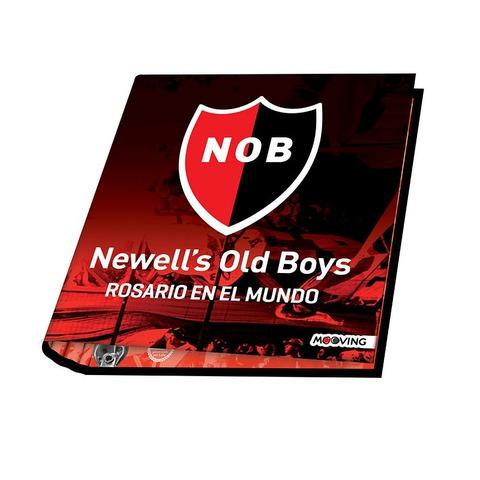 Carpeta Nº3 3x40 Mooving NOB Rosario