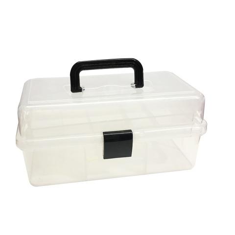 Porta Pinceles Caja Plástica Multiuso (AGJX-2)