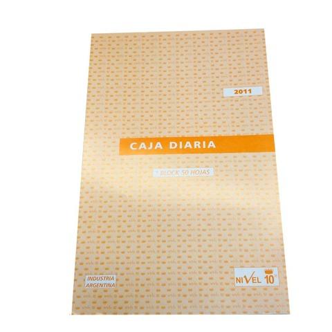 Planilla de Caja Niv.10 (2011)