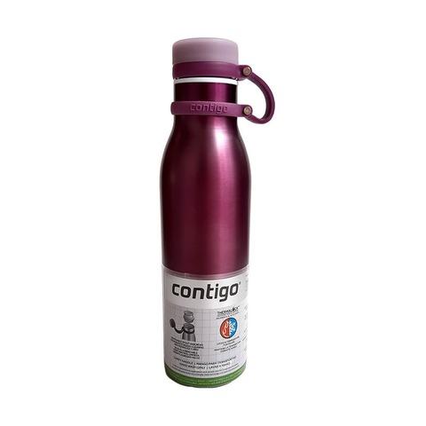 Botella Contigo Termal acero 591ml Matterhorn Rosa