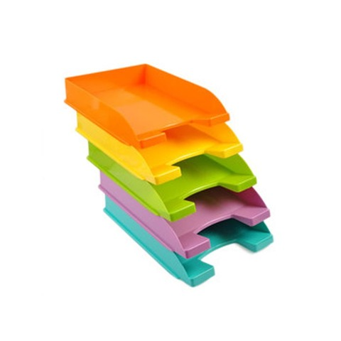 Bandeja Papelera Liggo A4 Color