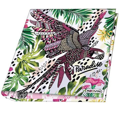 Carpeta Nº3 3x40 Mooving Animal Art Paradise