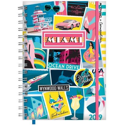 Agenda 2019 Mooving 15x21 Cosmopolitan Miami