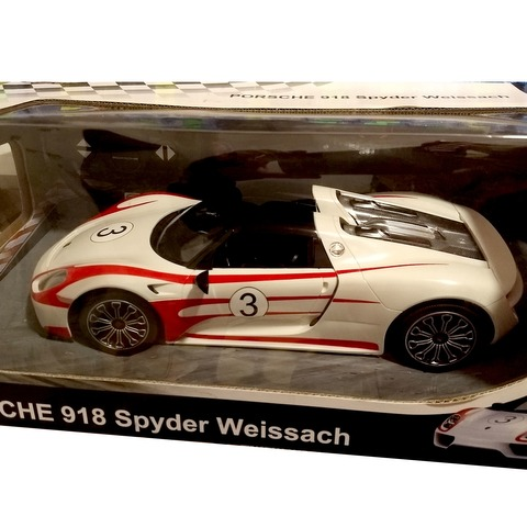 Auto Control Remoto Porsche 918 Spyder