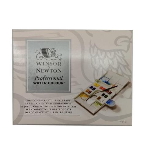 Acuarelas Winsor & Newton Profesional 0190049