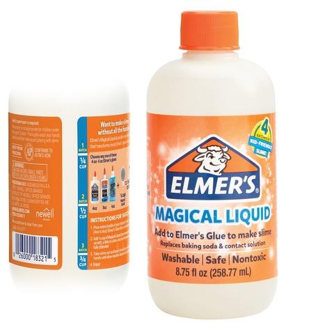 Activador Elmers para slime Magical Liquid