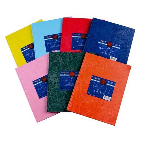 Cuaderno escolar 90grs Marca: 1810 19x23,5 Rayados Tapa de color x48hjs