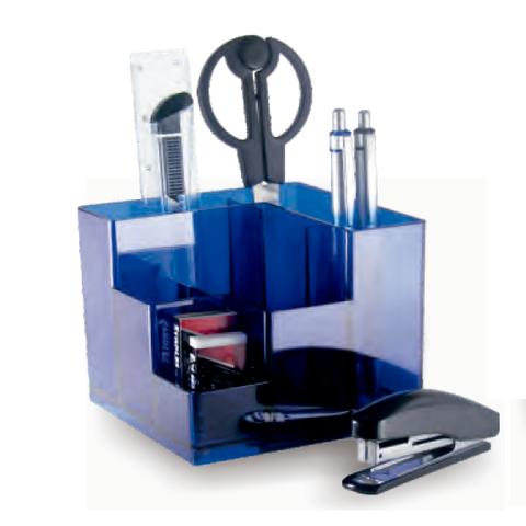 Portalápiz Organizador OLife S-929 Azul