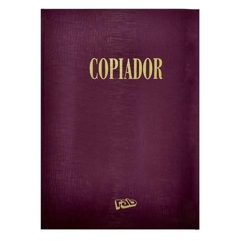 Libro Rab Copiador TD-100 Folios