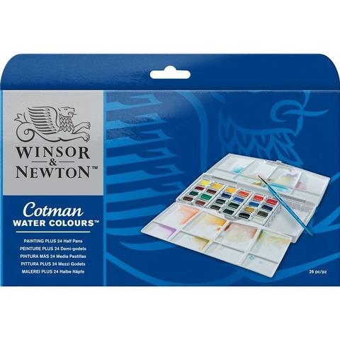 Acuarelas Winsor & Newton Cotman 0390376