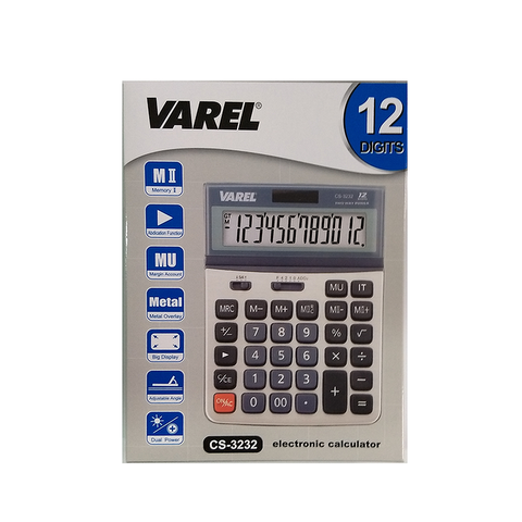 Calculadora Varel CS-3232