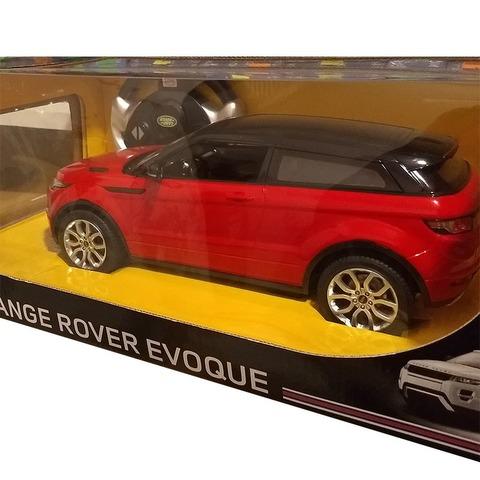 Auto Control Remoto Range Rover Evoque Rojo