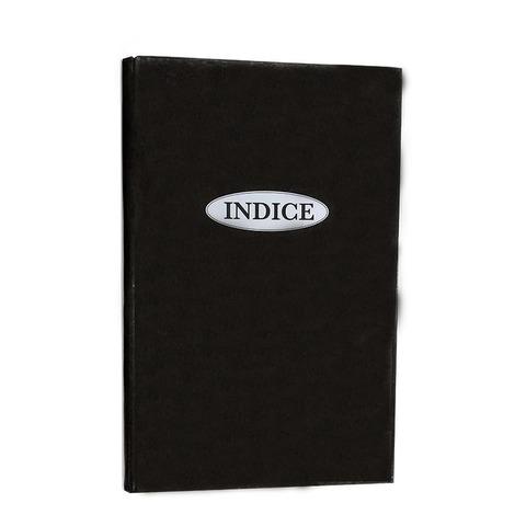 Libro Potosí Indice TD-200 Folios