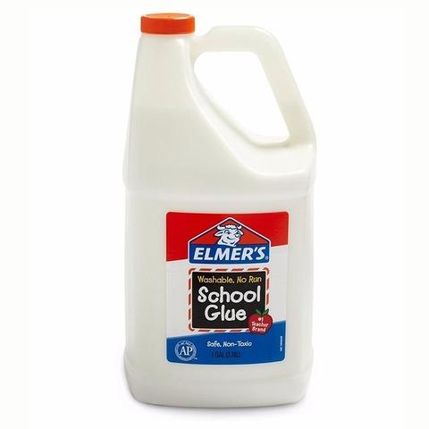 Adh. Elmers School Clear Glue Vinílico Galón