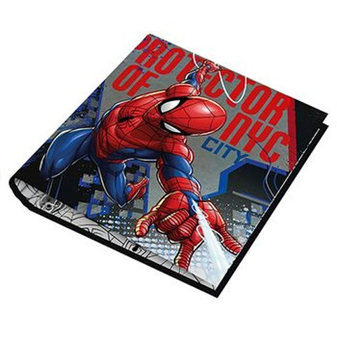 Carpeta Nº3 Mooving Spiderman