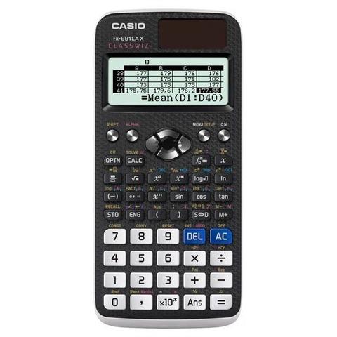 Calculadora Cientifica Casio FX-991LA X